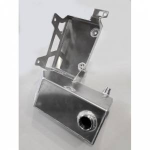 No Limit Fabrication - No Limit 6.7 Power Stroke Aluminum Coolant Tank