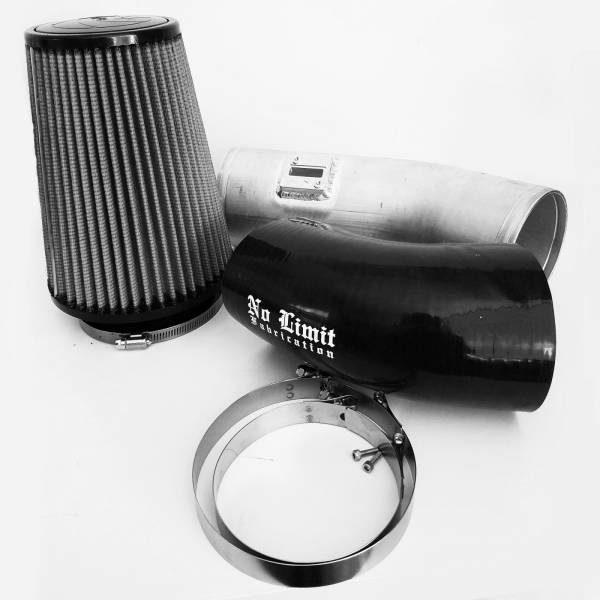No Limit Fabrication - NO LIMIT 11-16 6.7L COLD AIR INTAKE STAGE 1