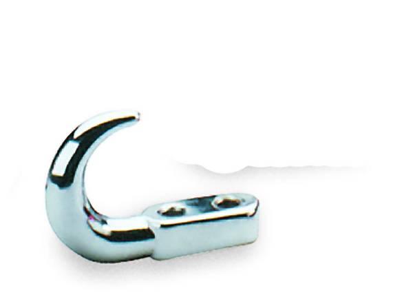 Warn - Warn Functional/ 8000 Pound Capacity; Universal; Chrome; Single 13200