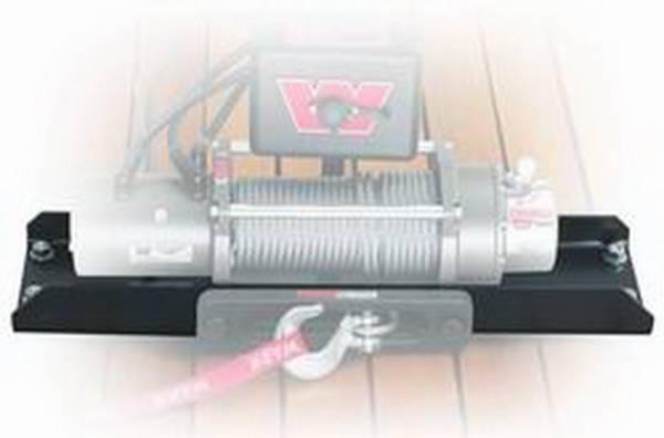 Warn - Warn Mounts PowerPlant HP PowerPlant HD Endurance Tabor ZEON Powder Coated Black 13942