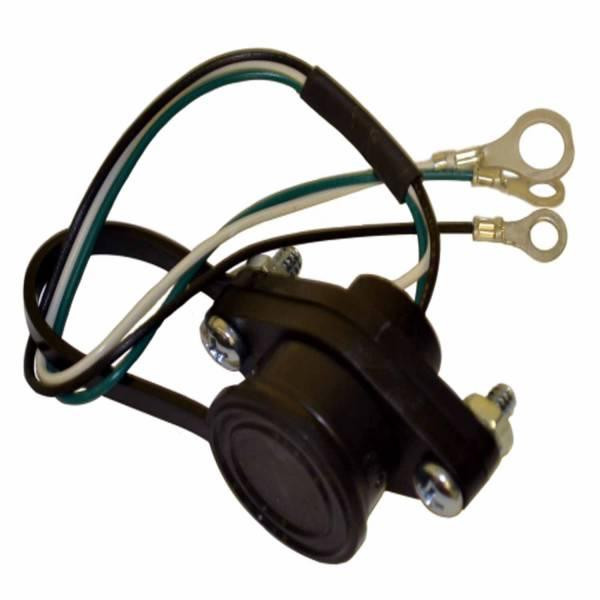 Warn - Warn 3 Wire Socket for Winch Remote 16296