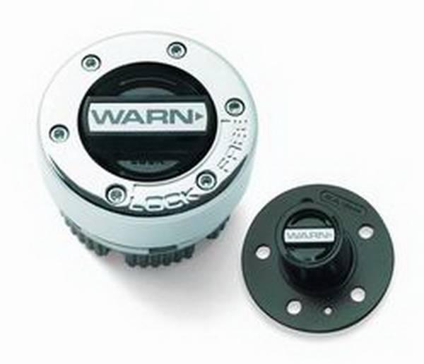 Warn - Warn Manual; 23 Spline; External Mount; Set Of 2 29070
