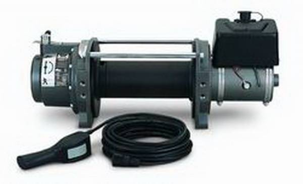 Warn - Warn Winch Hydraulic Anti-Clockwise 4.9 9000 LB Cap Wire Fairlead 30281