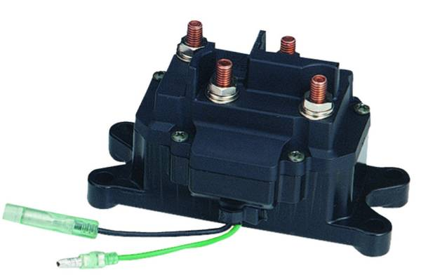 Warn - Warn Contactor Only DC1600/ DC2000/ DC2500 12 Volt Permanent Magnet Motor 34440