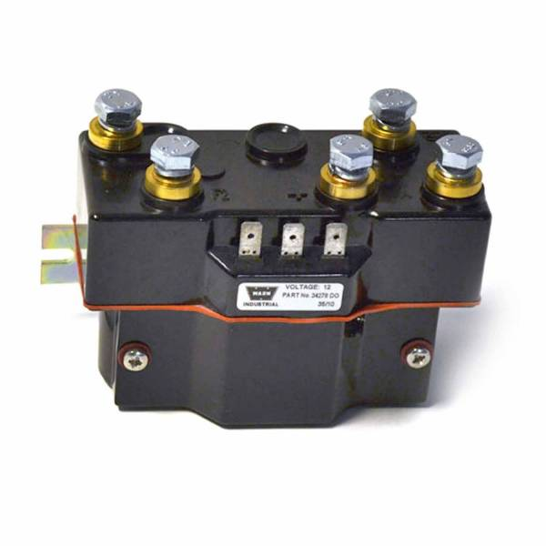 Warn - Warn Contactor Only For DC2000/ DC3000/ DC4000 12 Volt Series Wound Motor 34969
