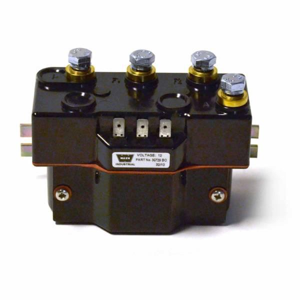 Warn - Warn Contactor Only For ATV/UTV Winch 12 Volt Series Wound Motor Factory Y Bracket 34971