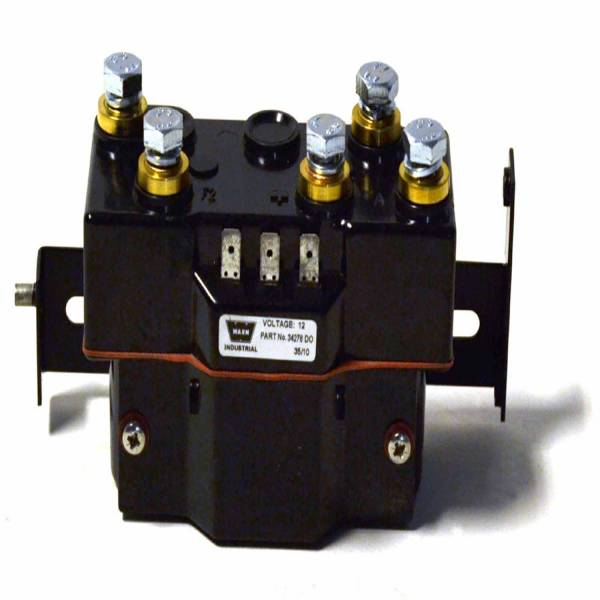 Warn - Warn Contactor Only For DC2000/ DC3000/ DC4000 12 V Series Wound Motor 34975