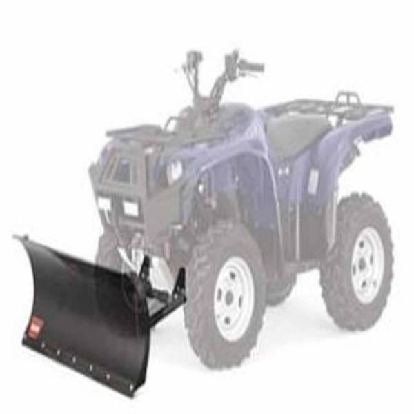 Warn - Warn Center Kit Black Mounting Bracket and Hardware 37843