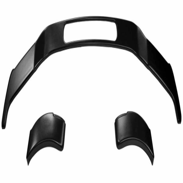 Warn - Warn Skirting Kit; Powder Coated; Black 38772