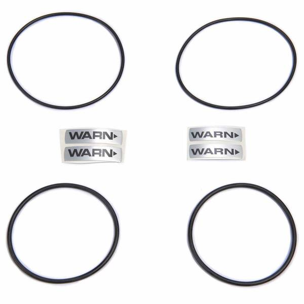 Warn - Warn Hub Part #29070 29071 With Snap Rings Gaskets Retaining Bolts and O-Rings 39128