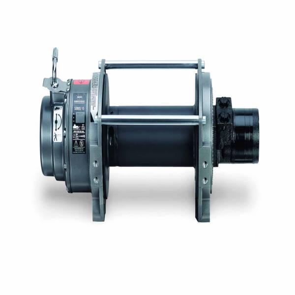 Warn - Warn Winch Hydraulic 15000 LB Cap Wire Fairlead Planetary Gear Drive 65931