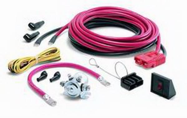 Warn - Warn For 175 Amp Quick Connect Plug; Single 69847