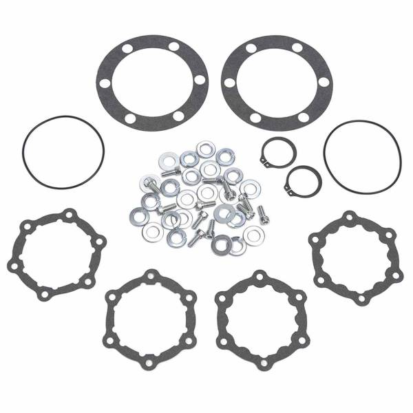 Warn - Warn Services Hub Part #29062 With Snap Rings Gaskets Retaining Bolts and O-Rings 7300