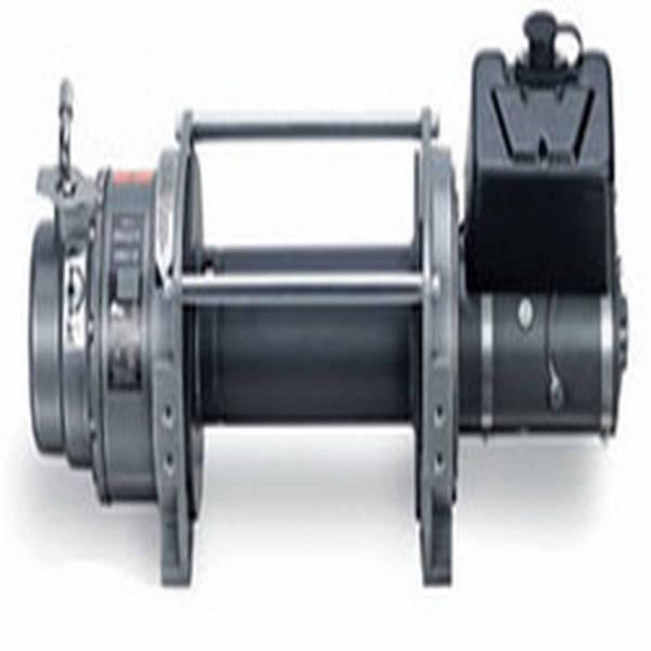 Warn - Warn Winch Hydraulic 18000 LB Cap Wire Fairlead Planetary Gear Drive 74125