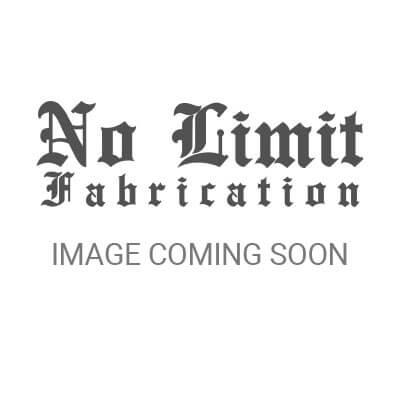 Warn - Warn Powder Coated Black Steel With Brush Guard Skid Plate Step Plate 100476
