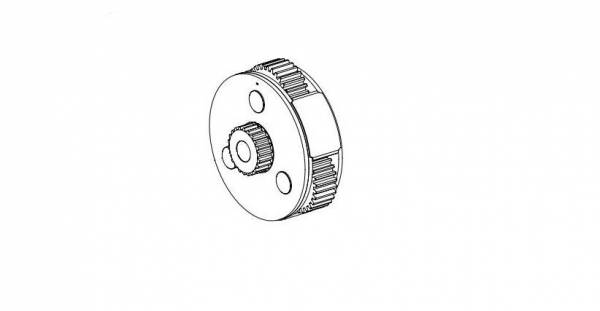Warn - Warn Winch Geartrain Housing 30336