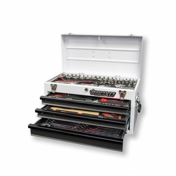 Boxo - Boxo USA 97 Piece Motobox Toolbox