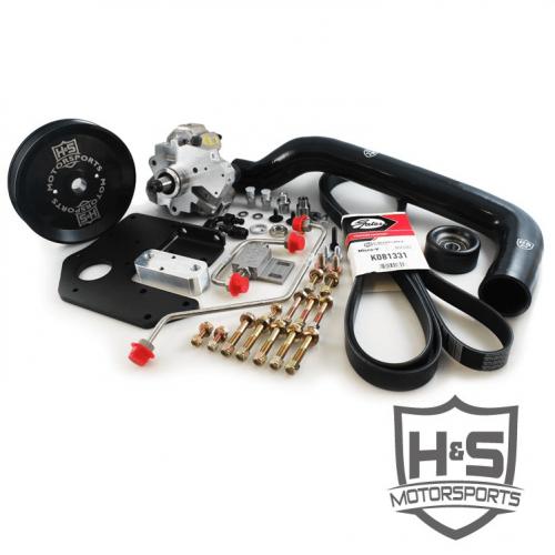 H&S Performance - 04.5-07 Cummins 5.9L Dual High Pressure Fuel Kit