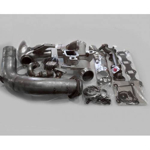 No Limit Fabrication - 11-14 Retrofit Kit for 2015+ Style Turbo