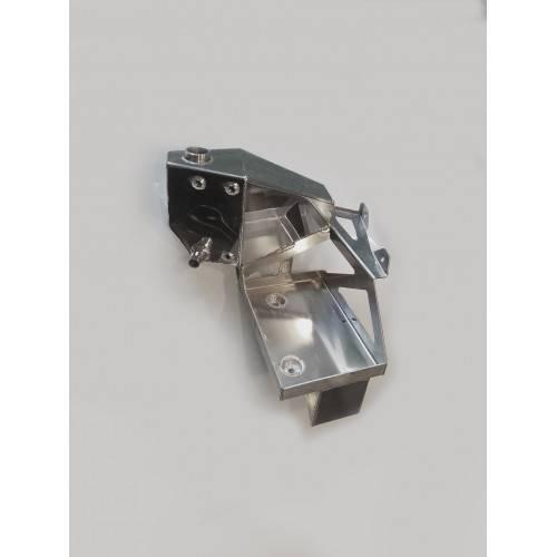 No Limit Fabrication - No Limit 6.4 Power Stroke Aluminum Coolant Tank