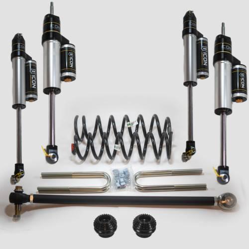 No Limit Fabrication - No Limit Fabrication Reverse Level Kit