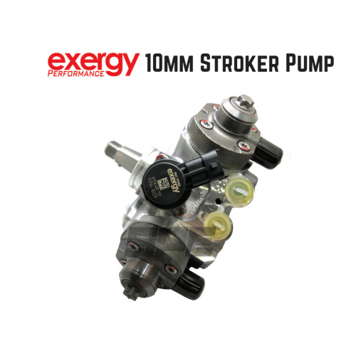 Exergy - 6.7L FORD POWER STROKE THUMPER 33% 10.3MM CP4.2