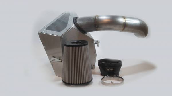 No Limit Fabrication - No Limit Fabrication 17-19 Premium Closed Box Intake For Ford Powerstroke