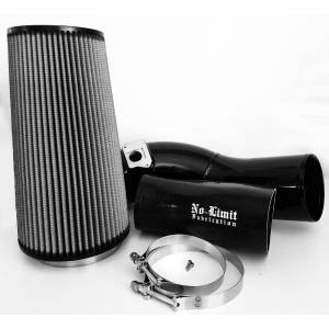 No Limit Fabrication - NO LIMIT FABRICATION 6.0 POWERSTROKE COLD AIR INTAKE - Image 2
