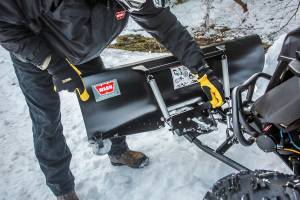Warn - Warn Snow Plow Blade 106080 - Image 2