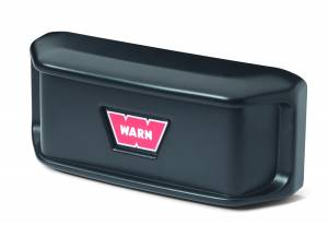 Warn - Warn GMC Sierra and Ford Super Duty Only Black ABS Plastic 25580 - Image 1