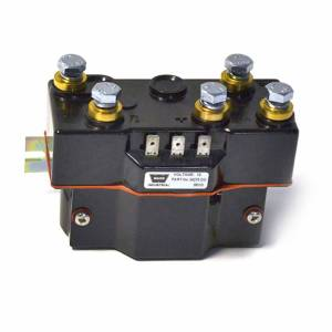 Warn - Warn Contactor Only For DC2000/ DC3000/ DC4000 12 Volt Series Wound Motor 34969 - Image 1