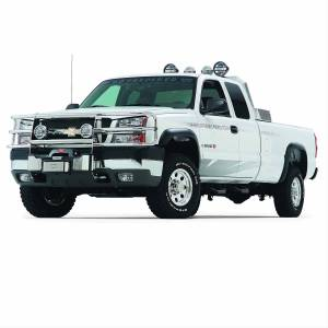 Warn - Warn With Insert Bars; Powder Coated; Black; Grille Guard Required 65340 - Image 1