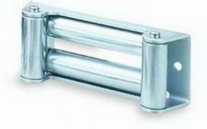 Warn - Warn Roller Style; For Use with M15000 and 16.5ti Winches; Zinc Plated 69394 - Image 2