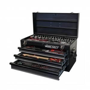 Boxo - Boxo USA 97 Piece Motobox Toolbox - Image 2