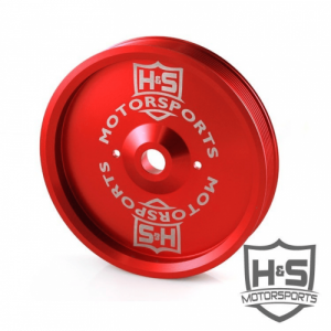 H&S Performance - Dodge  5.9L/6.7L Dual Cp3 Pulley - Image 2