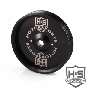 H&S Performance - Dodge  5.9L/6.7L Dual Cp3 Pulley - Image 4