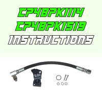 No Limit CP4 Disaster Prevention Bypass Kit