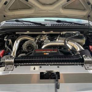 No Limit Fabrication - NO LIMIT FABRICATION 6.0 POWERSTROKE COLD AIR INTAKE - Image 3
