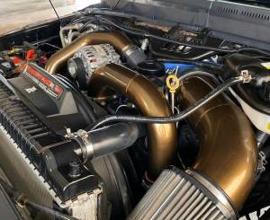 No Limit Fabrication - NO LIMIT FABRICATION 6.0 POWERSTROKE COLD AIR INTAKE - Image 4