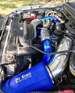 No Limit Fabrication - NO LIMIT FABRICATION 6.0 POWERSTROKE COLD AIR INTAKE - Image 5