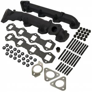 BD Diesel - 6.7L POWERSTROKE EXHAUST MANIFOLD KIT - FORD 2011-2014 F250 / F350 PICK-UP & 2011-2016 F350 / F450 / F550 CAB-CHASSIS - Image 3